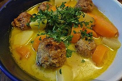 Kartoffel - Möhren - Eintopf
