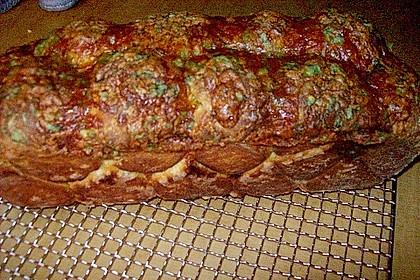 Käse - Zwiebel Brot 1
