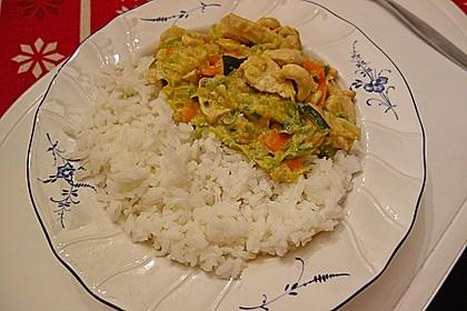 Hähnchencurry Marsala 2