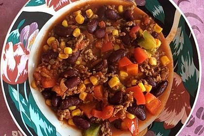 Buntes Chili Con Carne Von Swieselchen Chefkoch