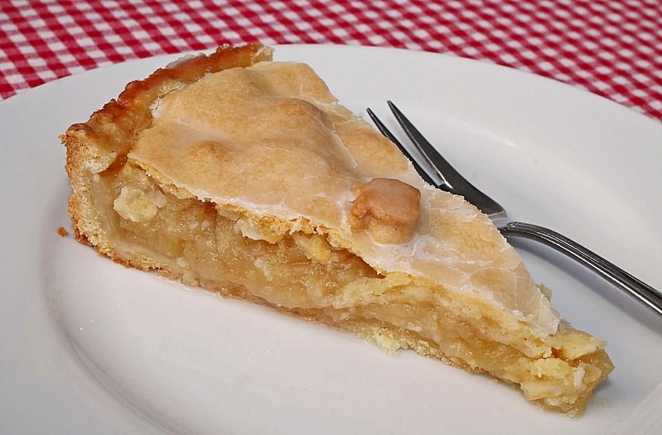 Gedeckter Apfelkuchen Von Luggi46 Chefkoch De