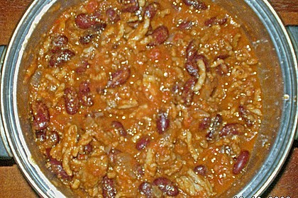 Bunte Reis - Fisch - Pfanne 18