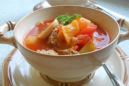 Waldschrat-Suppe 1
