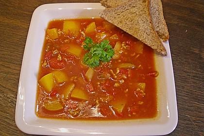 Waldschrat-Suppe