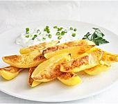Fettfreie Kartoffelecken (Bild)