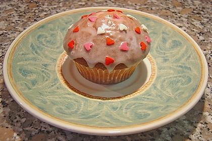Marzipan - Muffins 1