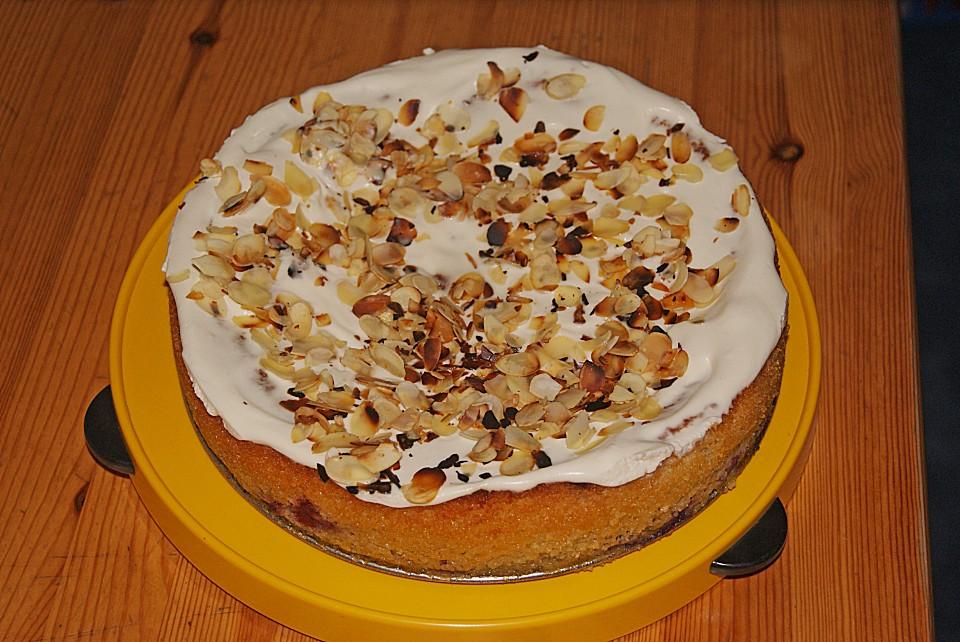 Creme Fraiche Kuchen Ein Gutes Rezept Chefkoch De