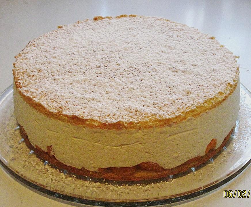 Kase Sahne Torte Von Sofi Chefkoch De