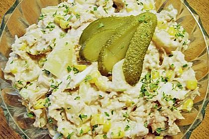 Russischer Thunfischsalat 7
