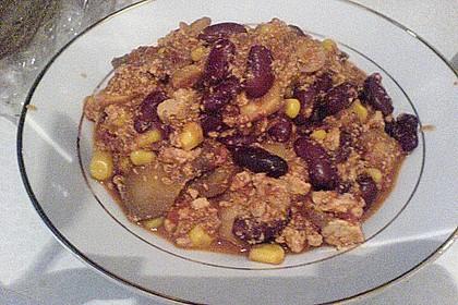 Chili con Tofu 7
