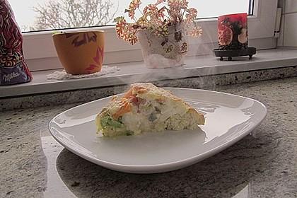 Gemüse - Dinkel - Quiche 6