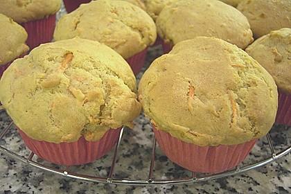 Osterhasen - Muffins 10