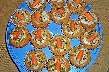 Osterhasen - Muffins 3