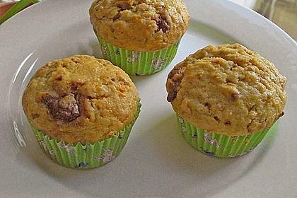 Osterhasen - Muffins 6