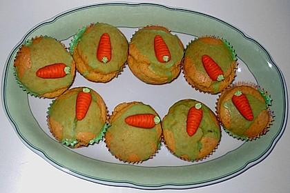 Osterhasen - Muffins 11