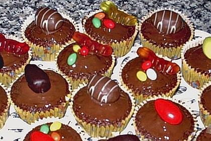 Osterhasen - Muffins 12