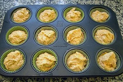 Osterhasen - Muffins 13