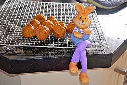 Osterhasen - Muffins 5