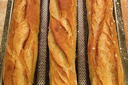 Baguette Parisienne 6