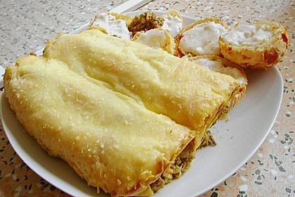 Mexikanischer Burritoauflauf 11