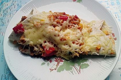 Mexikanischer Burritoauflauf 3