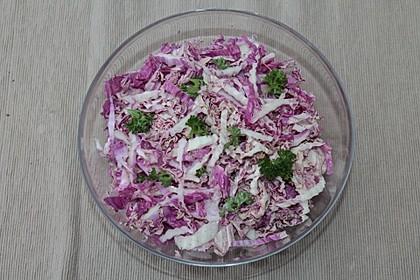 Chinakohl - Salat 4