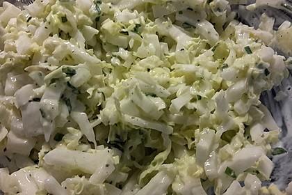Chinakohl - Salat 10