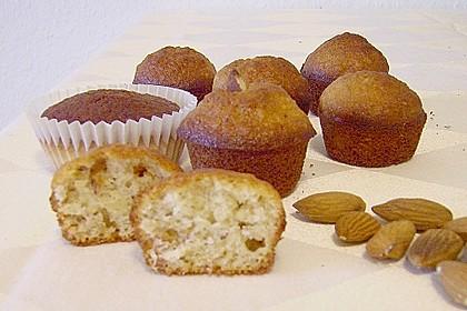 Amaretto - Mandel - Muffins 3