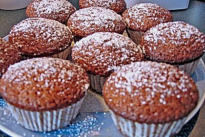 Amaretto - Mandel - Muffins 4