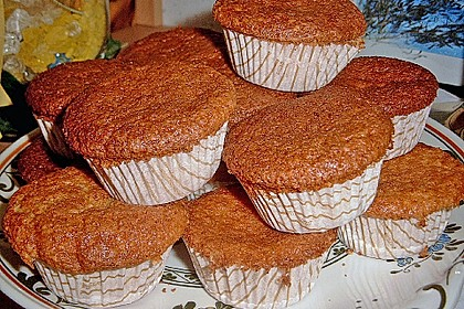 Amaretto - Mandel - Muffins 2