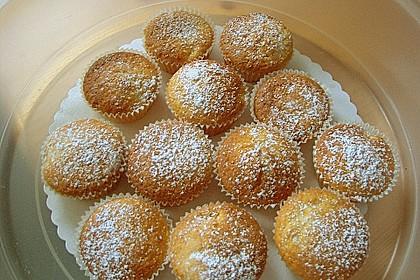 Hermann - Mandarinen -  Muffins