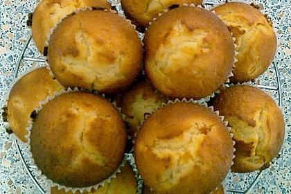 Hermann - Mandarinen -  Muffins 1
