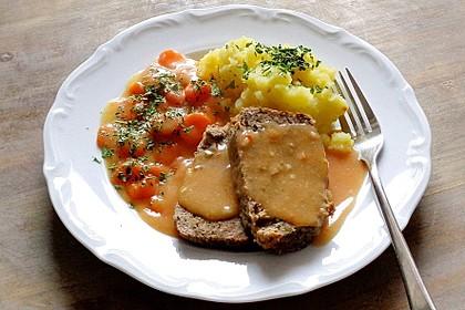 Kartoffel – Senf – Püree (Bild)