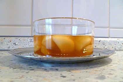 Knoblauch eingelegt in Honig 6