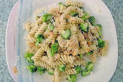 Brokkoli - Mandel - Pasta 1