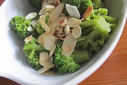 Brokkoli - Mandel - Pasta 3