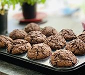 Schokoladenmuffins (Bild)