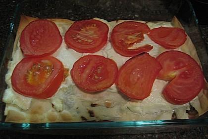 Spinat - Feta - Lasagne 14