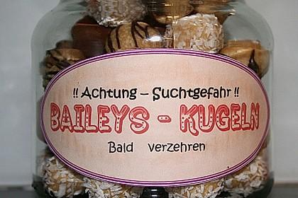 Baileyskugeln 24