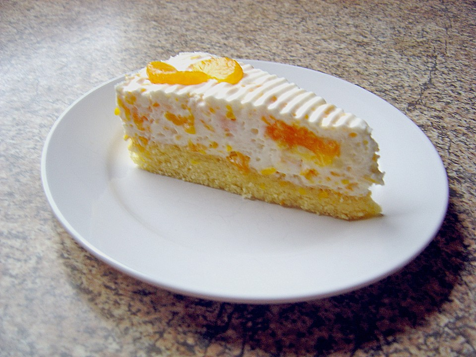 Quark Sahne Torte Mit Mandarinen Kalorien Hylen Maddawards Com