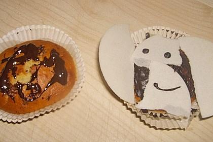 Affen-Muffins (Bild)