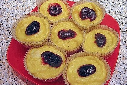 Käsekuchen - Muffins 2
