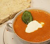 Klassische englische Suppe (Bild)