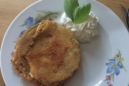 Zucchini-Cordon bleu (Bild)