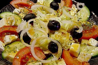 Türkischer Hirtensalat 5