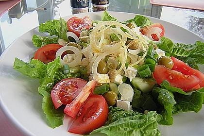 Türkischer Hirtensalat 2