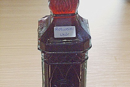 Rotweinlikör 15