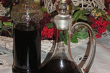 Rotweinlikör 9