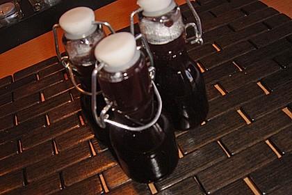 Rotweinlikör 14