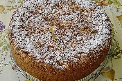 Birnen - Zupfkuchen 8